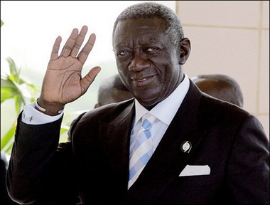 Happy Birthday John Kufuor