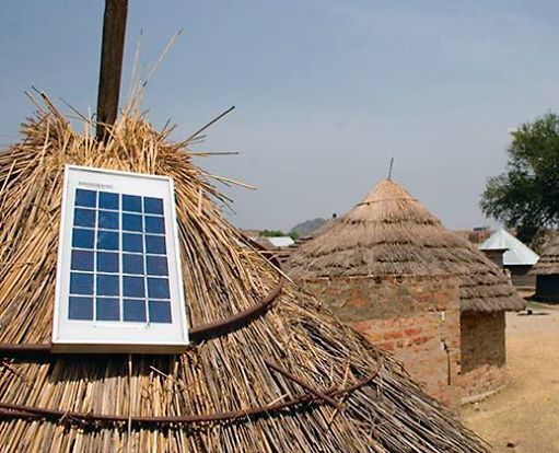 China is financing a new 10 million mobile solar power project in Malawi