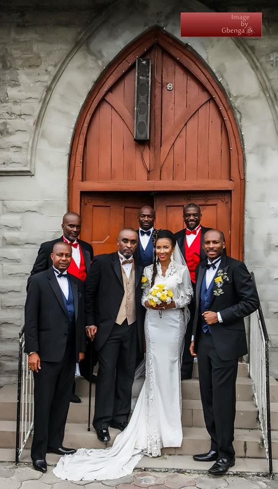 wedding of Ibinabo-Fiberesimas