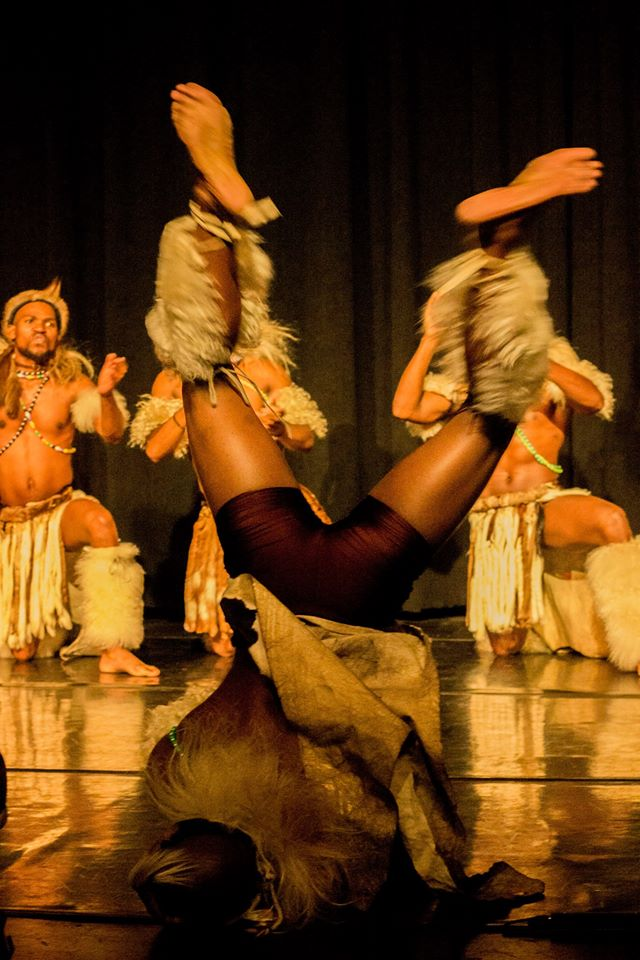 Award Winning S. African Dance Troupe