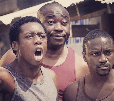 Black November Movie Staring Akon…
