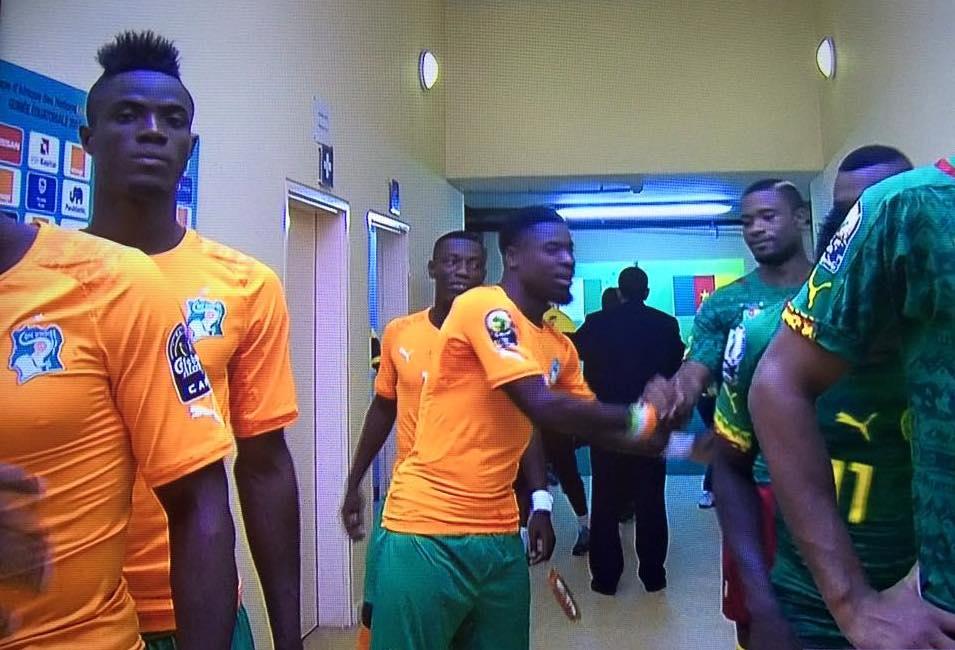 Cameroon - Ivory Coast1