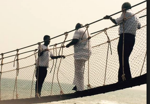 Ghana Builds Africa's First On The Sea Canopy Walkway