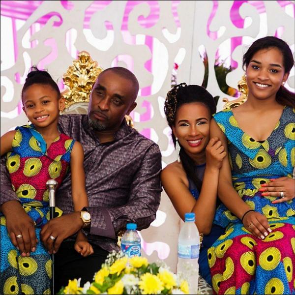 Beautiful Photos Of Ibinabo Fiberesima And Family