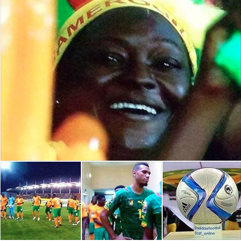 AFCON 2015: Cameroon Vs Ivory Coast