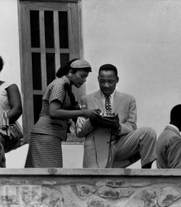 Martin Luther King Jr. In Ghana