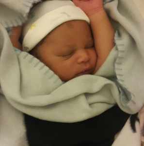 Matilda Obaseki Welcomes A Bouncing Baby Boy.