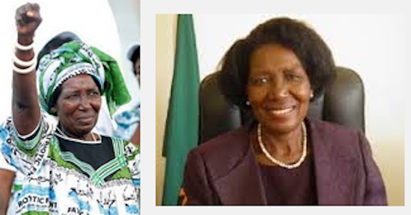 Inonge Mutukwa Wina: Zambia's First Ever Female Vice President