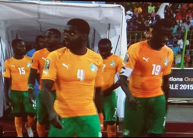Troure brother Cameroon - Ivory Coast