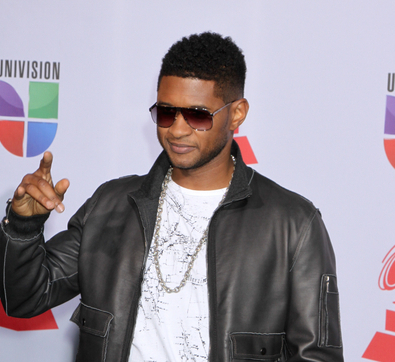 Usher And Longtime Girlfriend Grace Miguel are Engaged