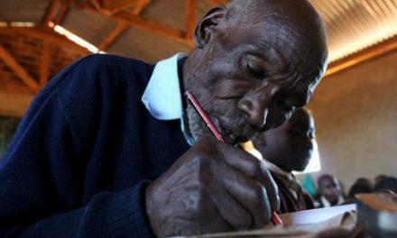 Tech Spotlight: World's Oldest First Grader Kimani Maruge Honoured By Google Kenya