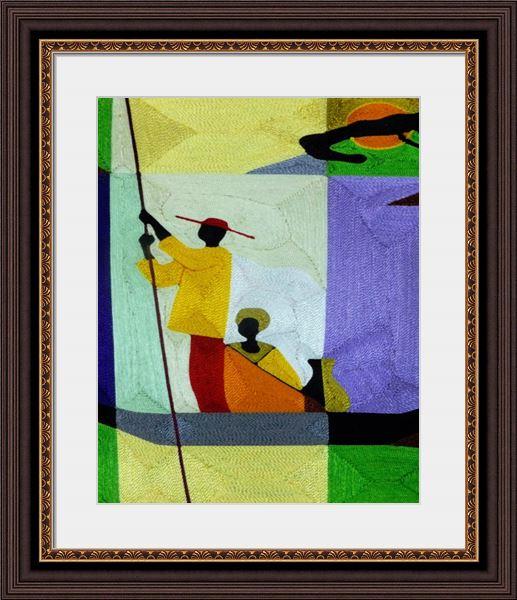 fisher frame