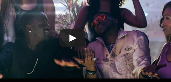 D'Banj Releases New Video With Akon