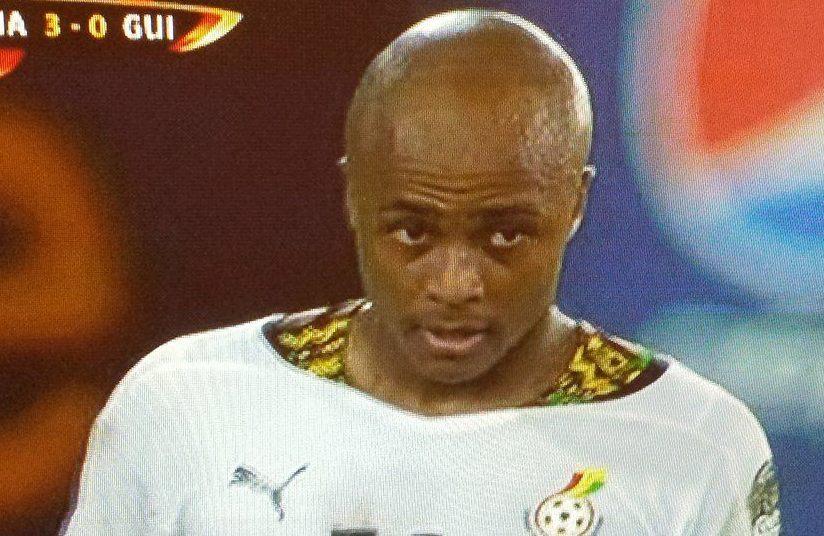 AYEW Ghana V Guinea