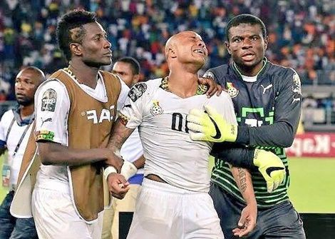 Afcon 2015: Andre Ayew Explains Tears