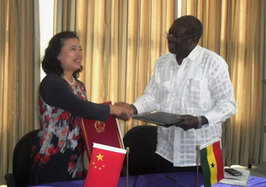 China grants free entry to Ghanaian diplomatic…service passport holders