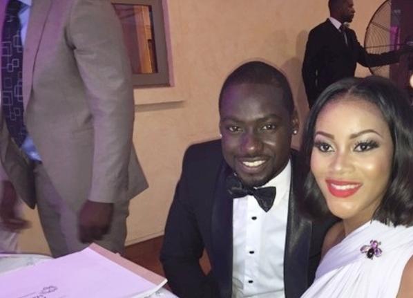 Chris Attoh Weds Damilola Adegbite