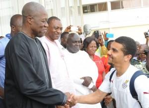 Ghana Black Stars kwesi appiah