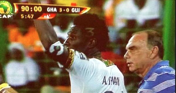 AFCON 2015: Ghana Defeats Guinea 3-0