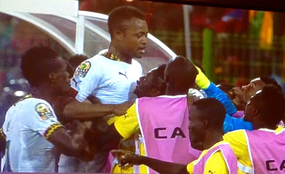 Ghana v Equatorial Guinea f