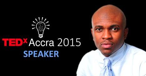 Meet TEDxAccra speaker Isaac O. Babu Boateng