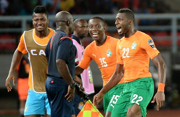 Ivory Coast Defeats DR Congo