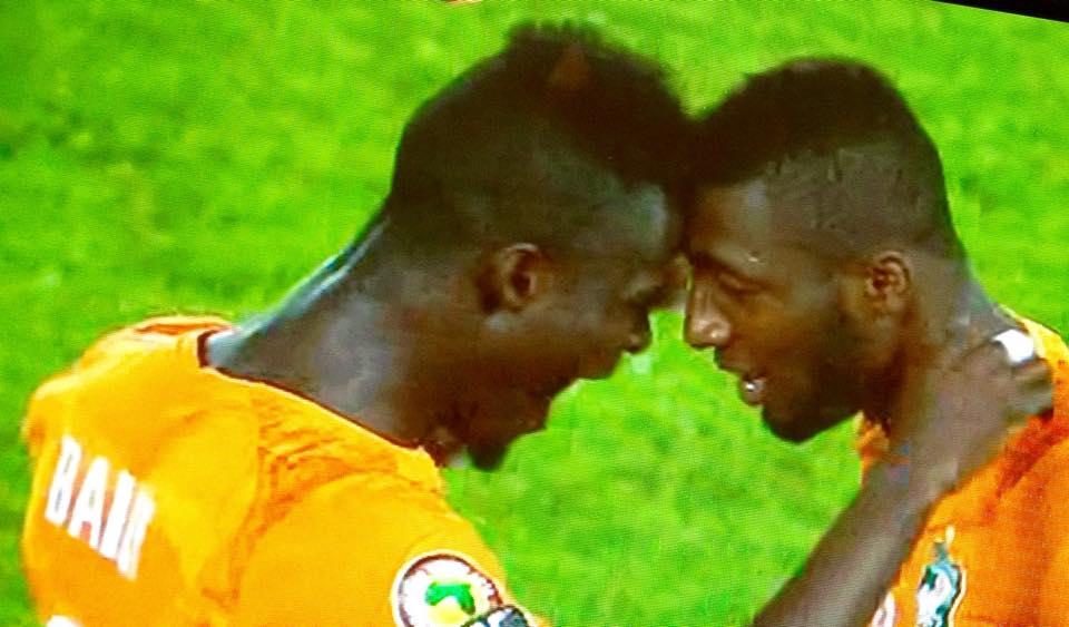 Ivory Coast Defeats DR Congo  goal.