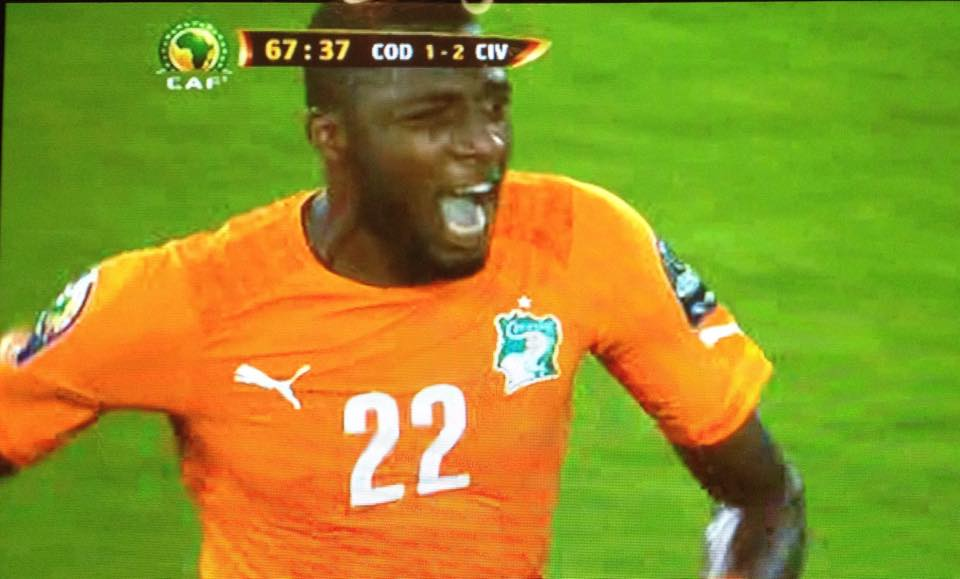 AFCON 2015: Ivory Coast Defeats DR‬ Congo