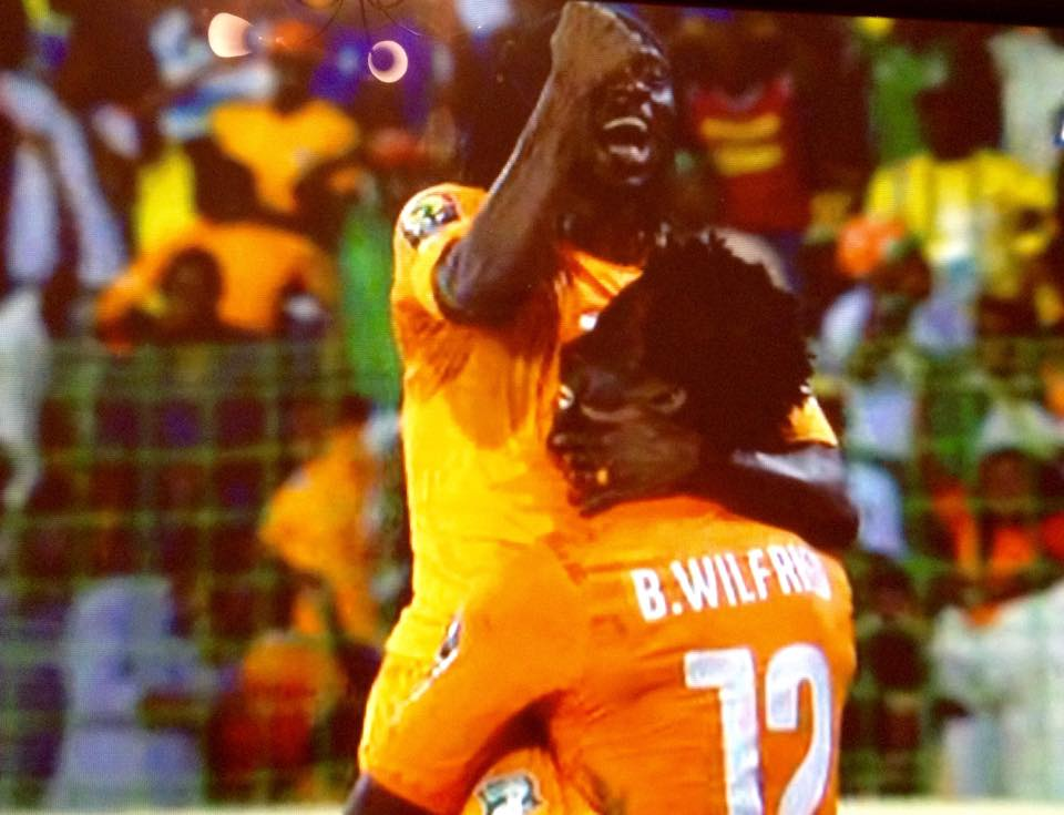 Ivory Coast vs Algeria Goal