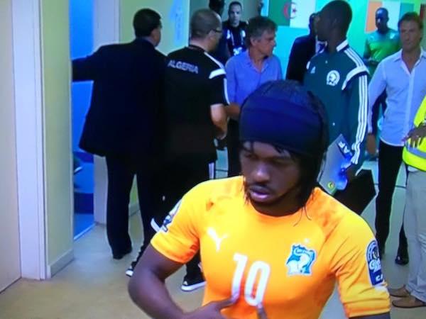 Ivory Coast vs Algeria2