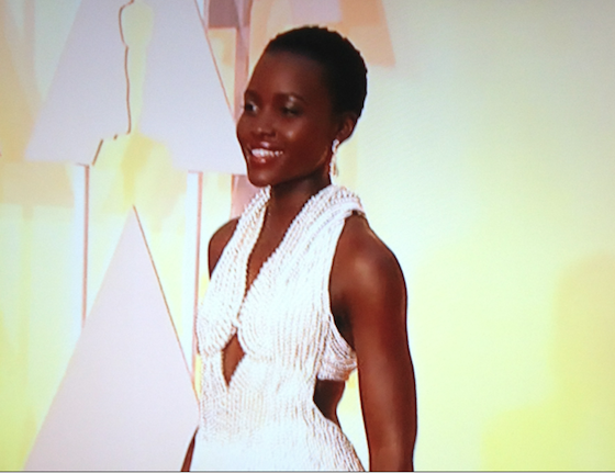 Lupita: Oscars 2015 150K Pearl Gown Stolen from Hotel Room