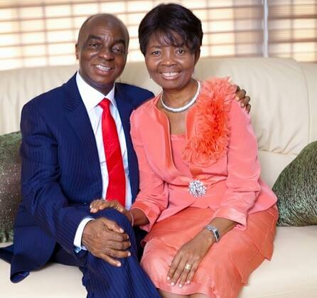 Happy Birthday Pastor Mrs. Faith Oyedepo