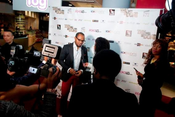 Premier Of The Movie Thy Will Be Done.1