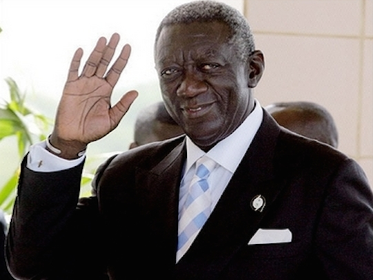 Former President John Agyekum Kufuor To Speak On Governance through Inclusivity