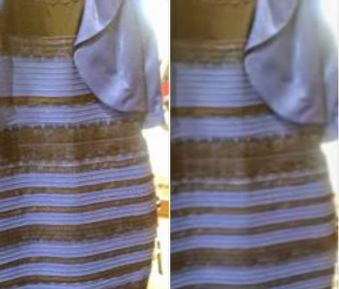 The Dress: World still not sure what color this dress is