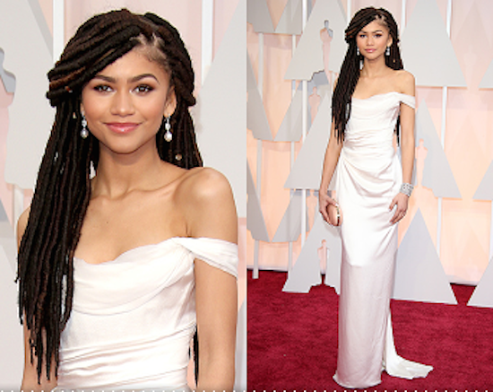 Zendaya Coleman Responds to Giuliana Rancic