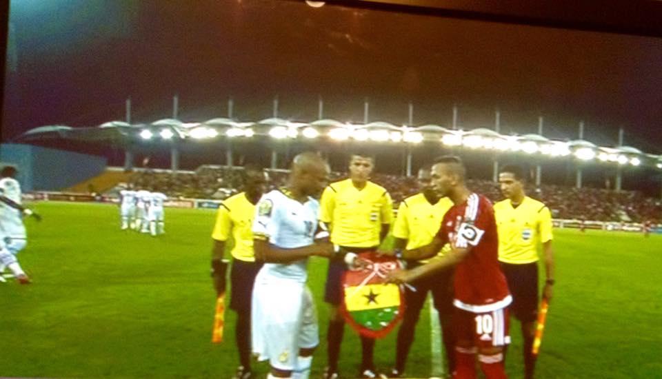 afcon Ghana v Equatorial Guinea