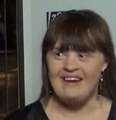 Actress Jamie Brewer Becomes First Model With Down Syndrome