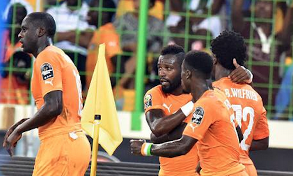 AFCON 2015: Ivory Coast Defeats Algeria
