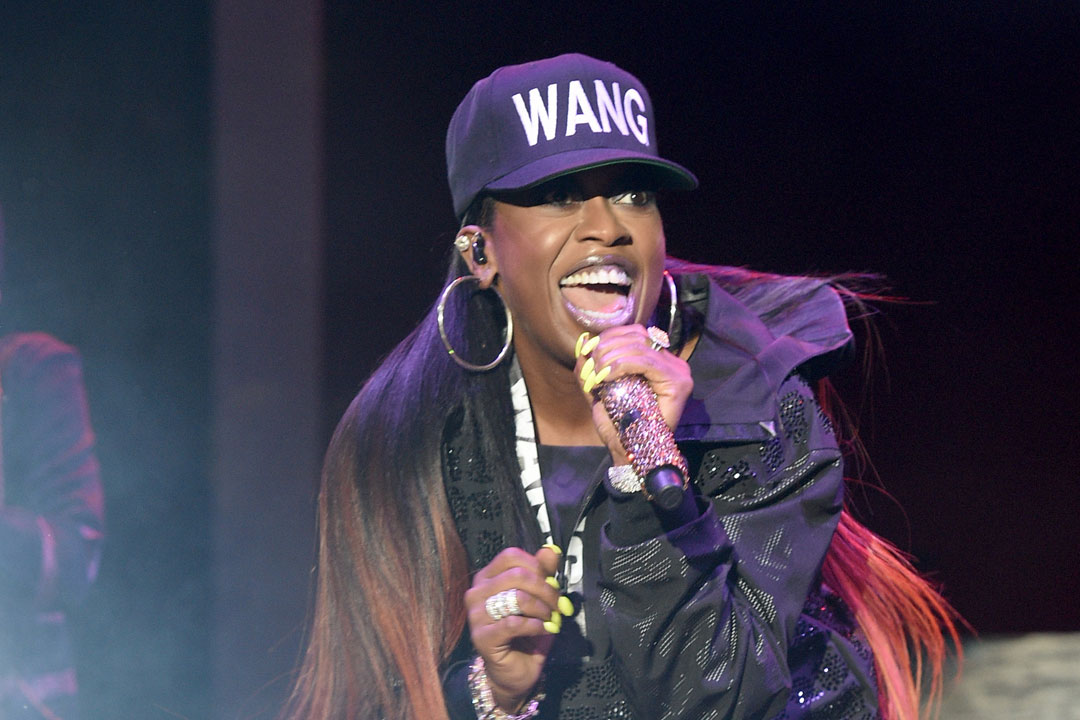 Missy Elliott Blasts Into iTunes Top 10 After ‪Super Bowl‬