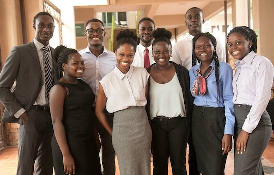10 Ashesi students selected for 2015 summer internship programme in London