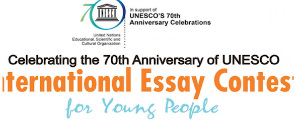 2015 GOI Peace Foundation: UNESCO International Essay Contest for young People