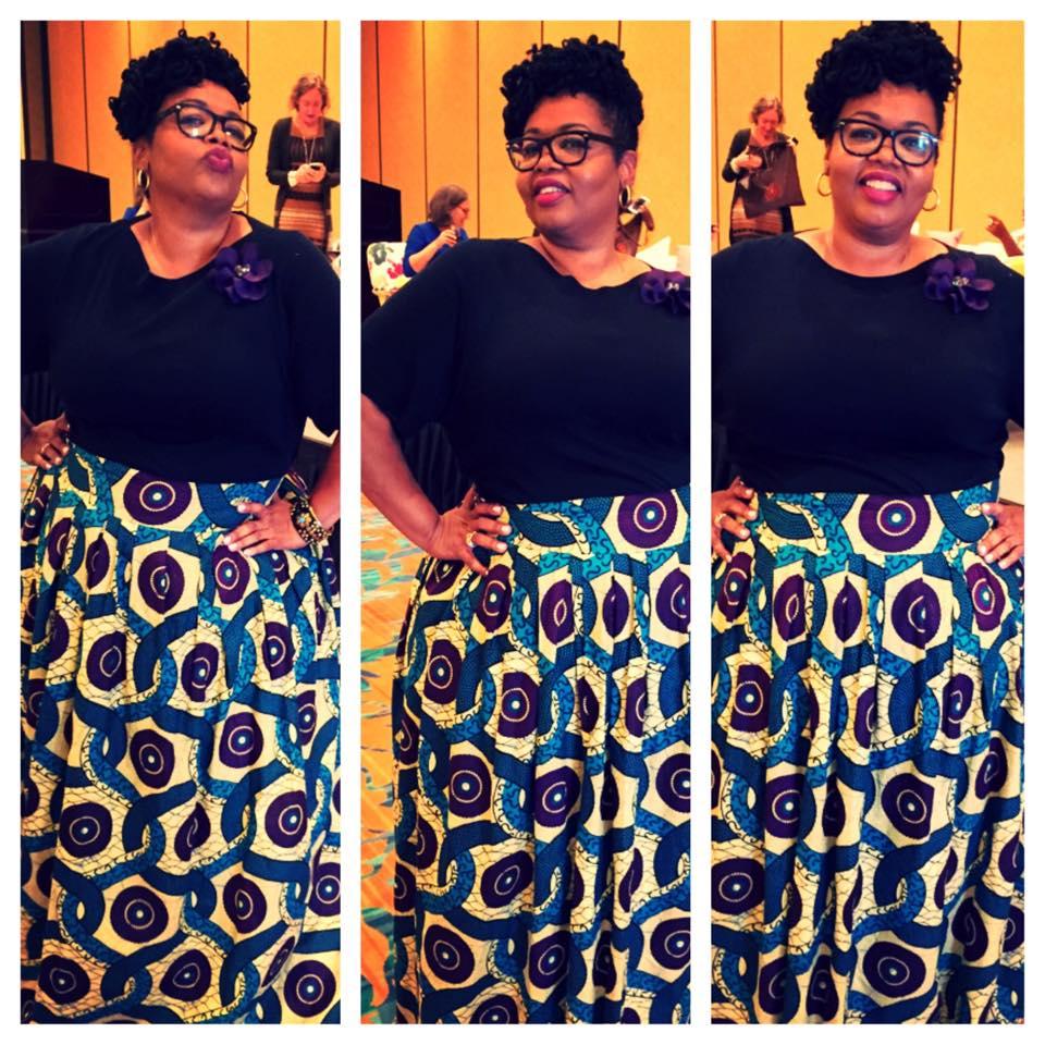 African Fashion: Beautiful African Prints….