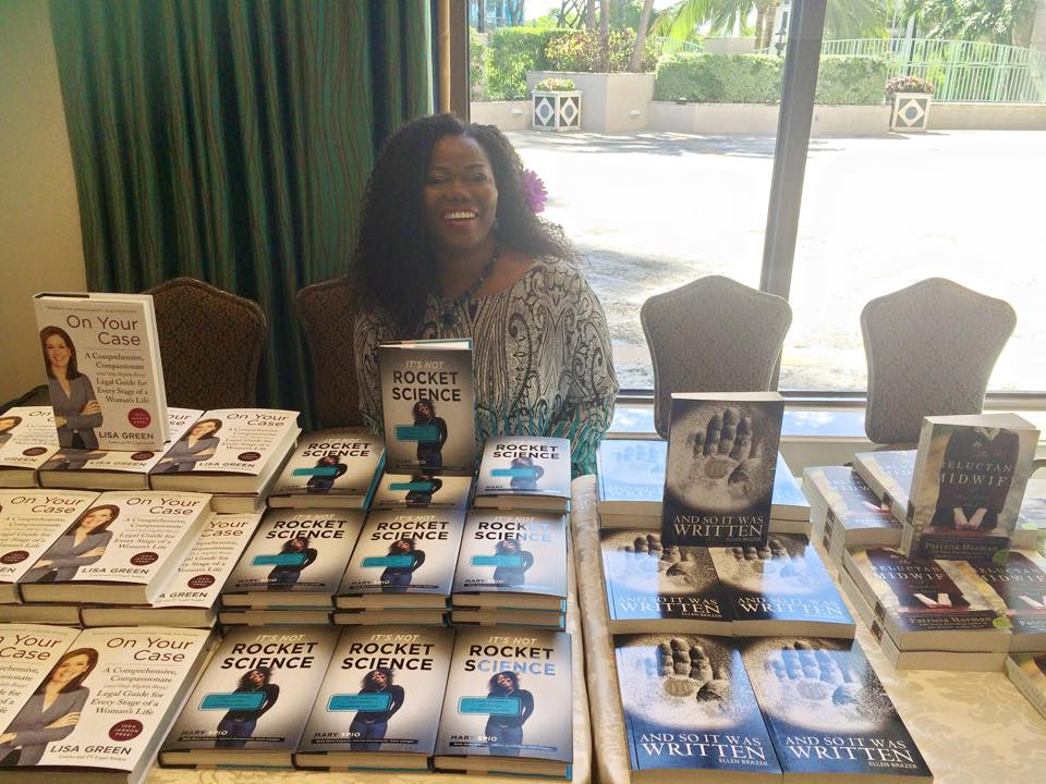 Mary Spio at The Ritz Carlton Coconut Grove  miami