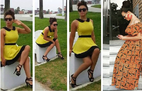 Happy Birthday Nadia Buari…