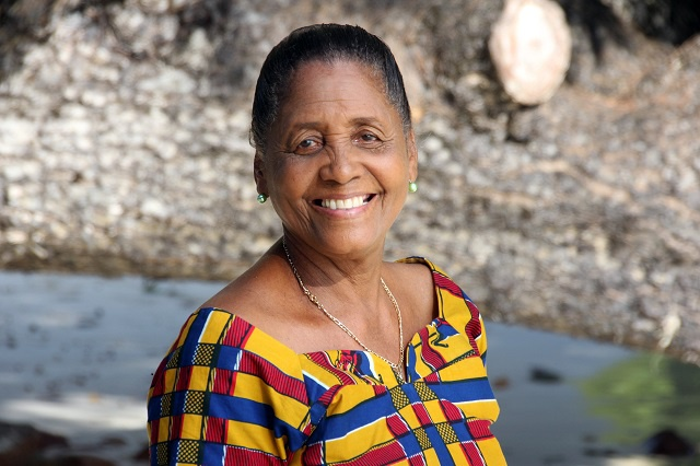 Back to her roots: Seychelles born Ghanaian princess returns after more than 60 years