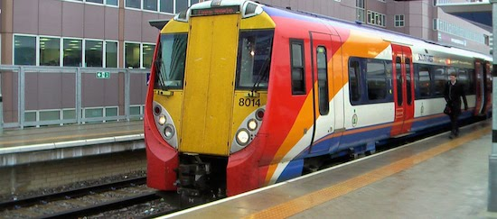 South West Trains Apologises After Announcer Told Fat People Not To Sit Down