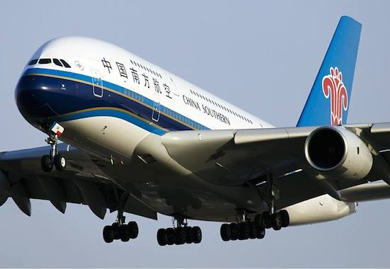 There is increasing interest from Chinese airlines to fly to Africa