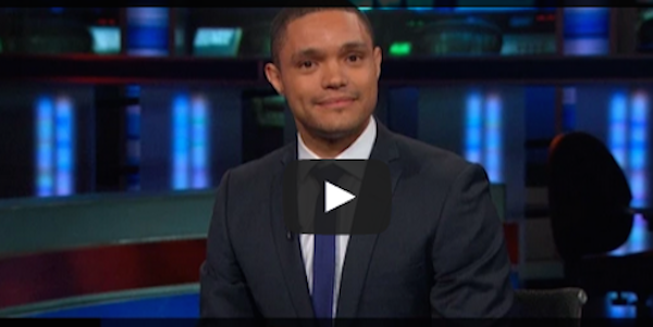 Trevor Noah Named The New Face Of The Daily Show