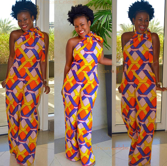 l Love  African Prints